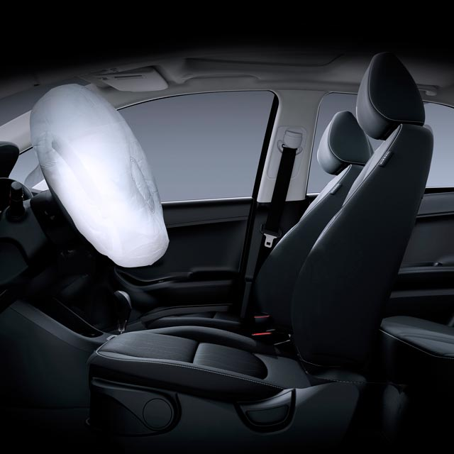 Kia Morning - Doble airbag delantero